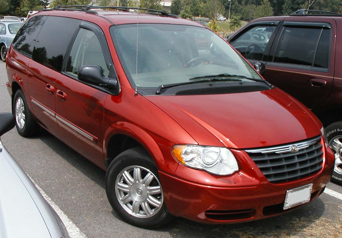 description chrysler town. Cars Review. Best American Auto & Cars Review