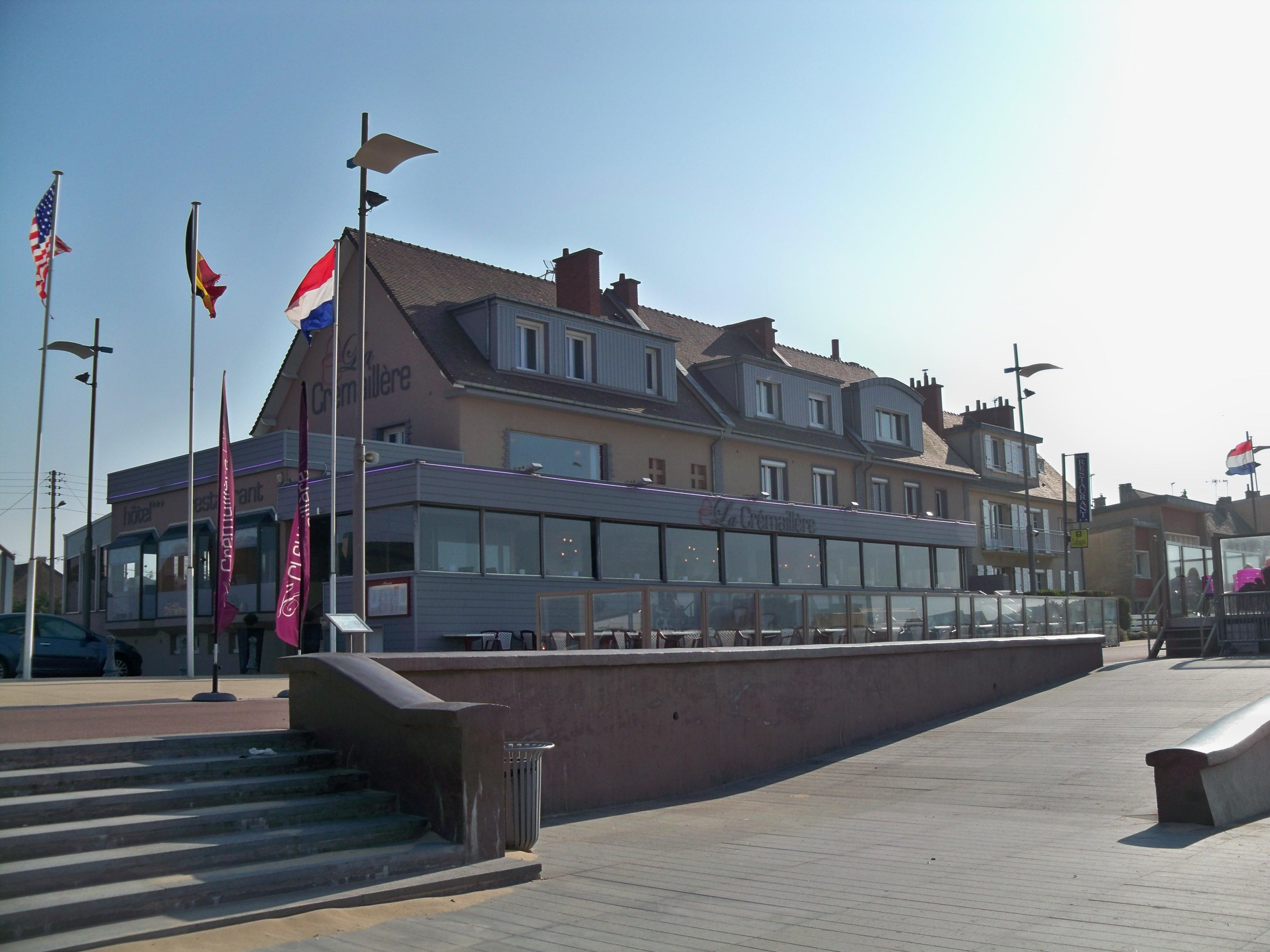 Hotel A Courseulles Sur Mer Normandie
