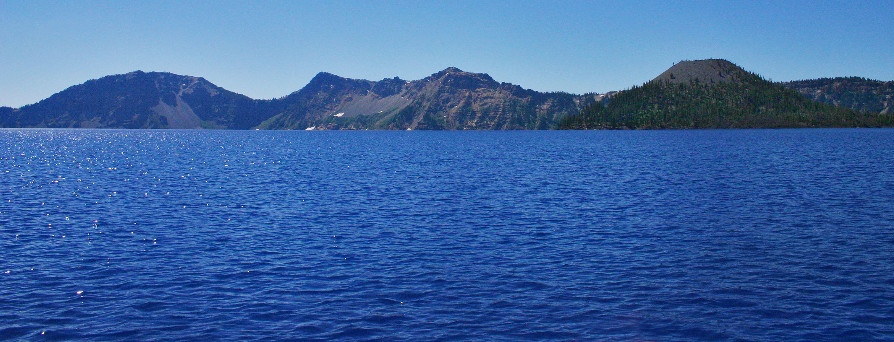 Crater Lake Blue 63