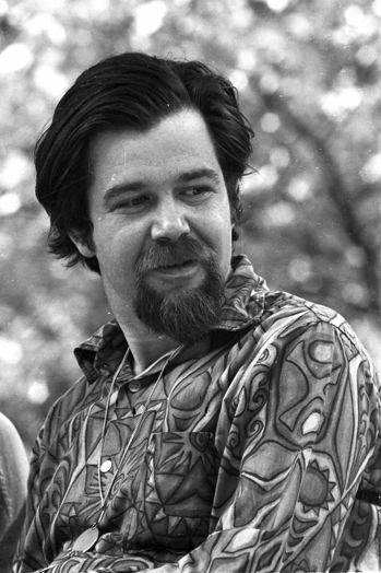 Dave Van Ronk performs at the 1968 Philadelphia Folk Festival.