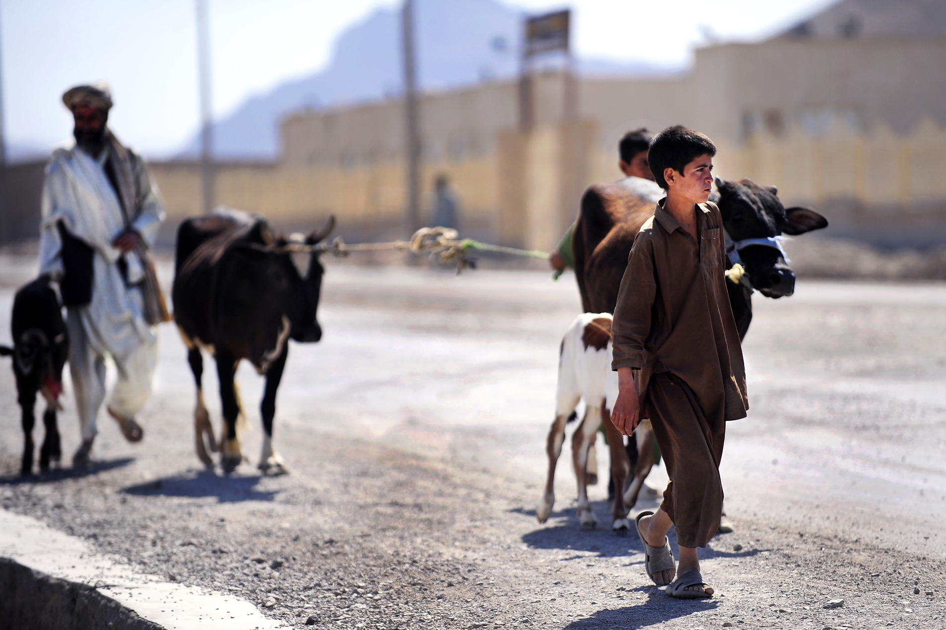 फ़राह, अफ़्ग़ानिस्तान