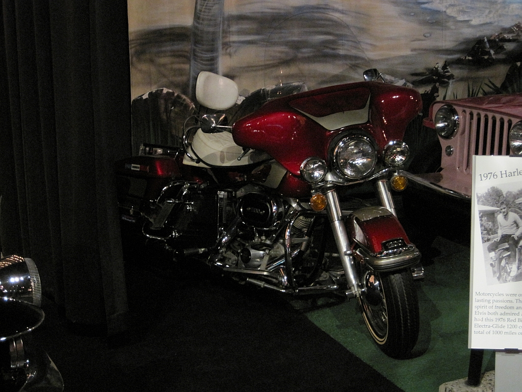 Harley Davidson Electra Glide Flhtp Champagne And Brown