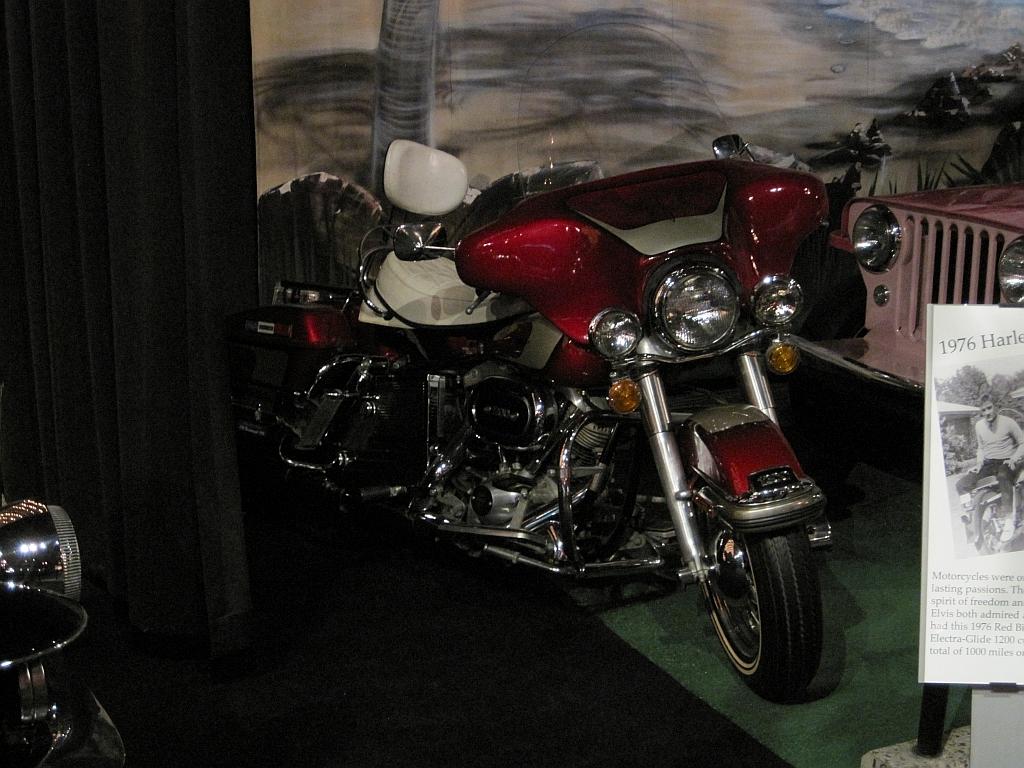 Harley Davidson Electra Glide Classic Value