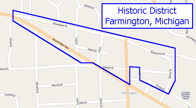 Farmington Historic District