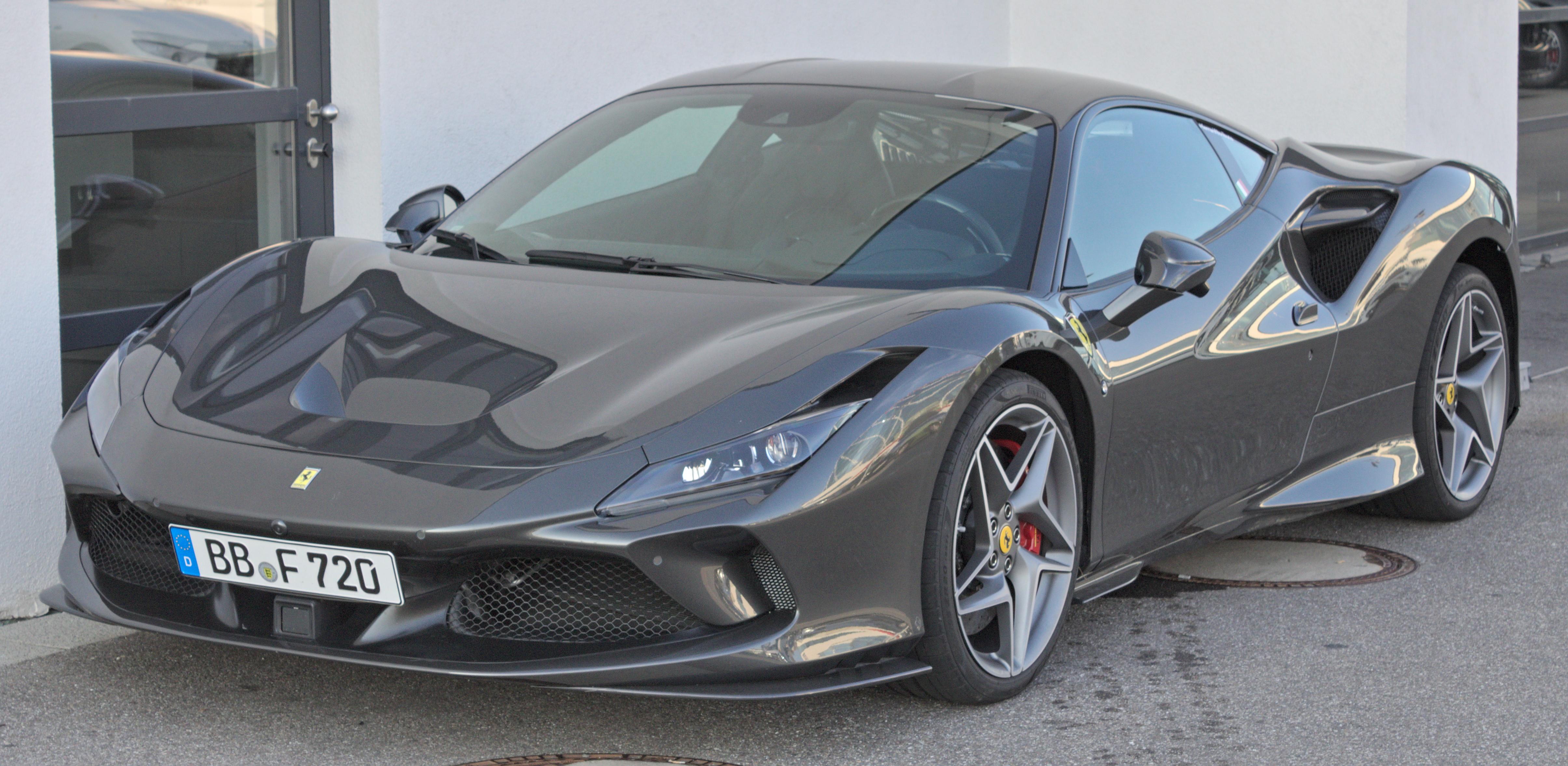 Ferrari F8 Wikipedia