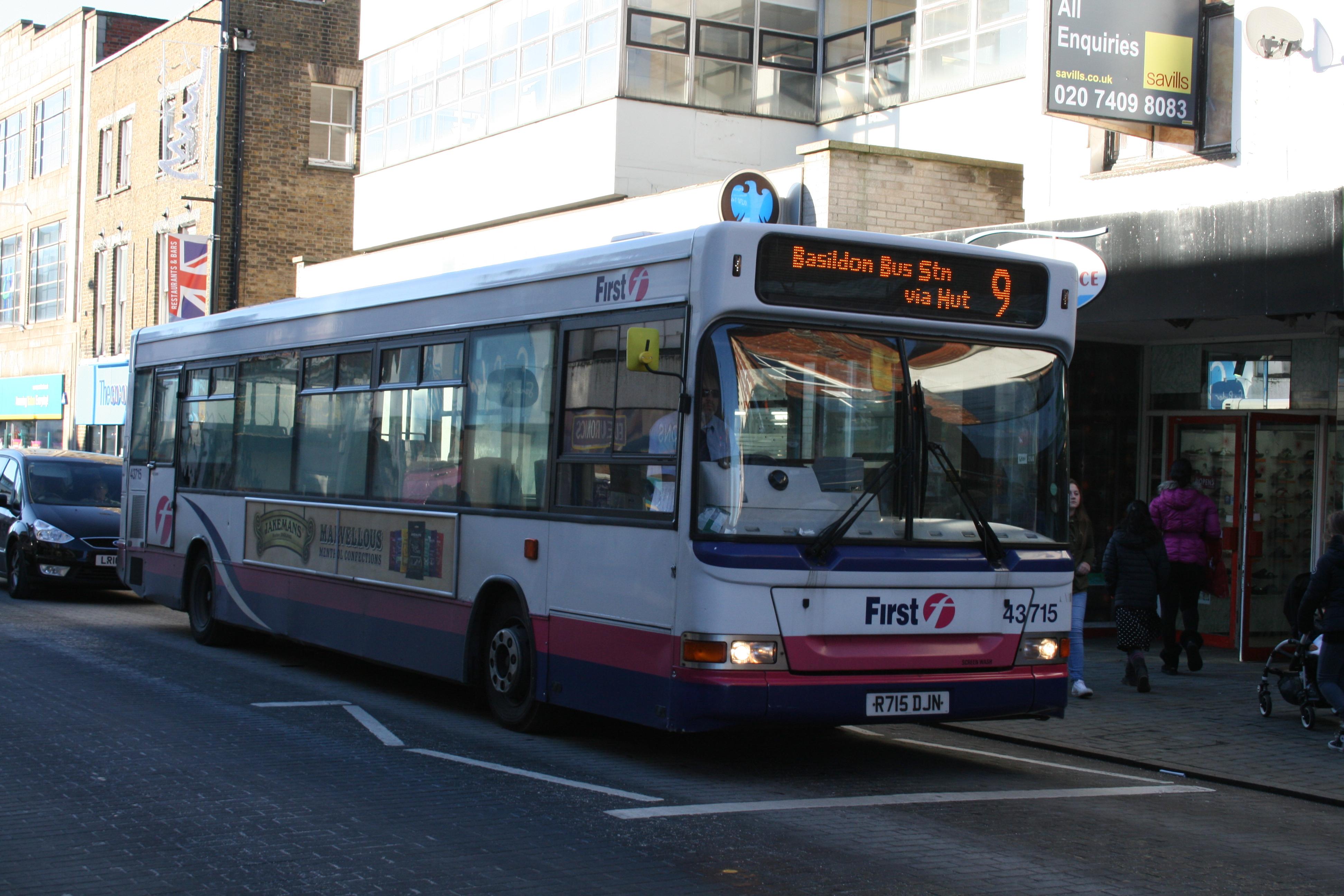 first bus essex 42