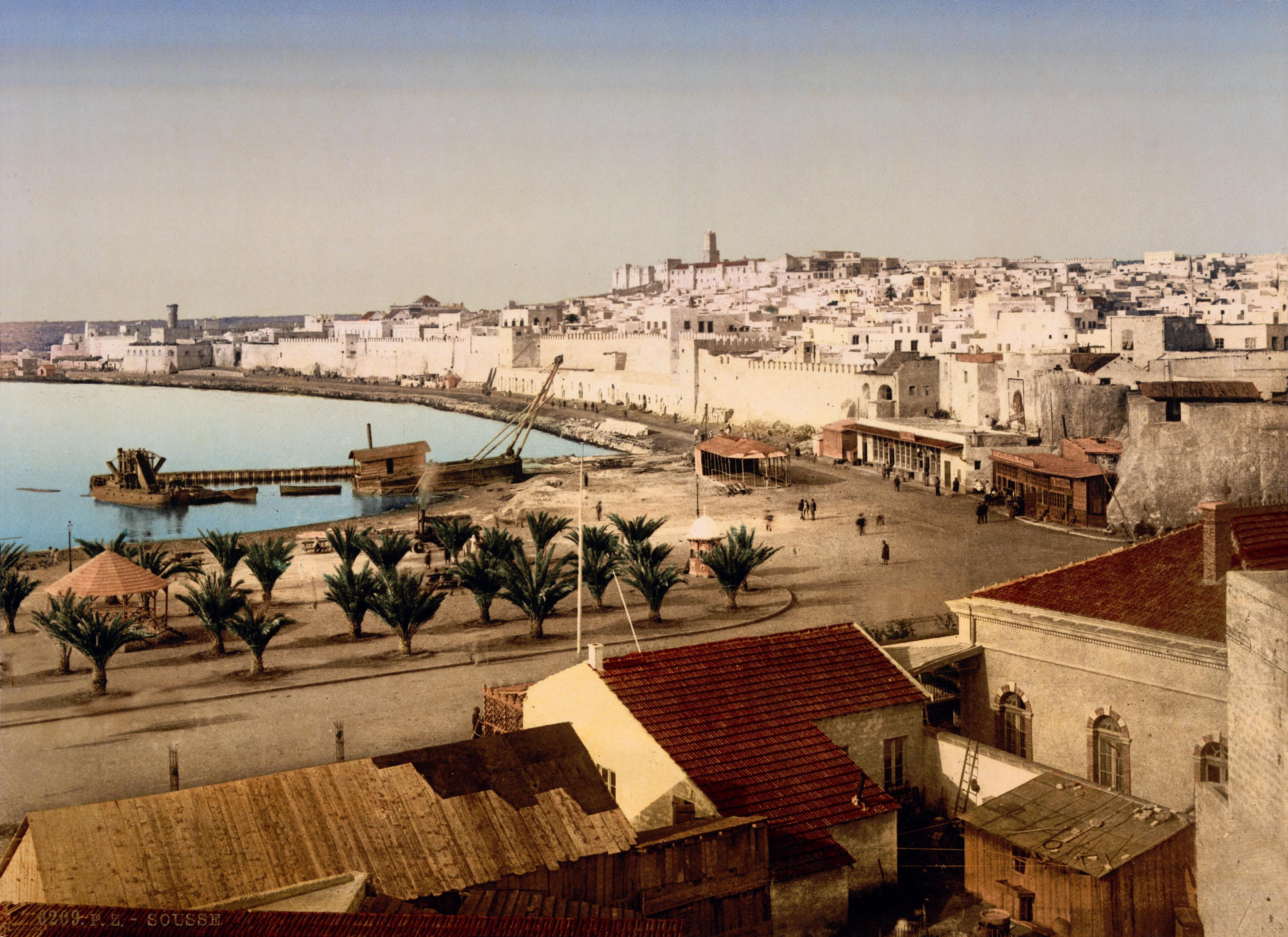 Ore 10 49 tunisia le sahel sousse cosi bella e come for Casa moderna tunisie