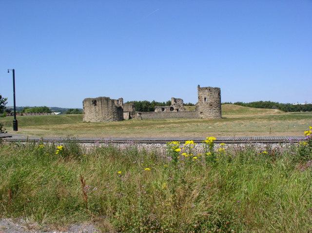 Flint Castle - geograph.org.uk - 1587131