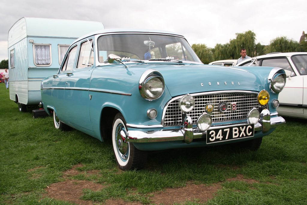 ford consul wikipedia