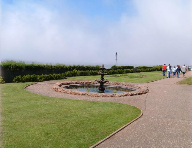 Fountain at Hunstanton - geograph.org.uk - 452066