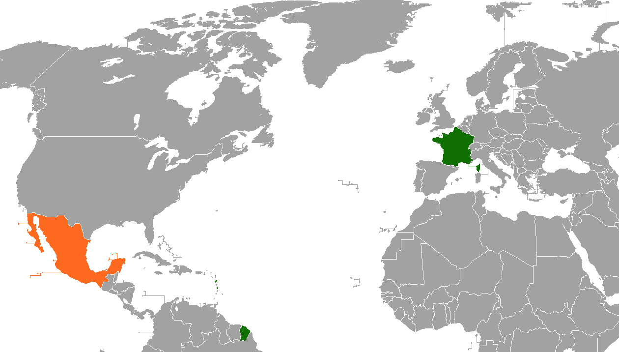 France–Mexico relations - Wikipedia