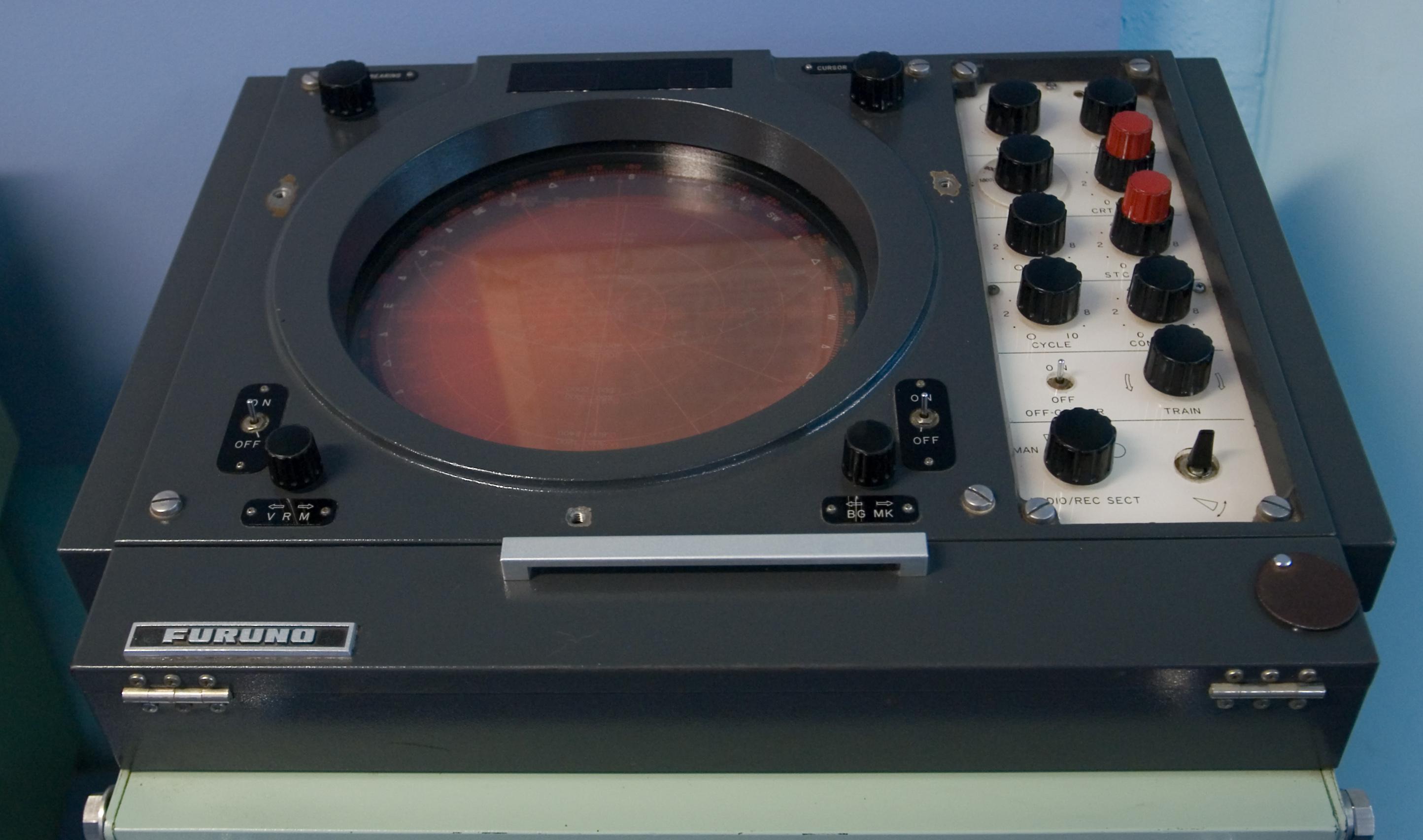 portable sonar machine