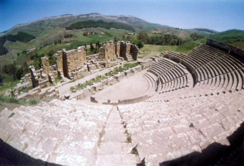djemila roman theater