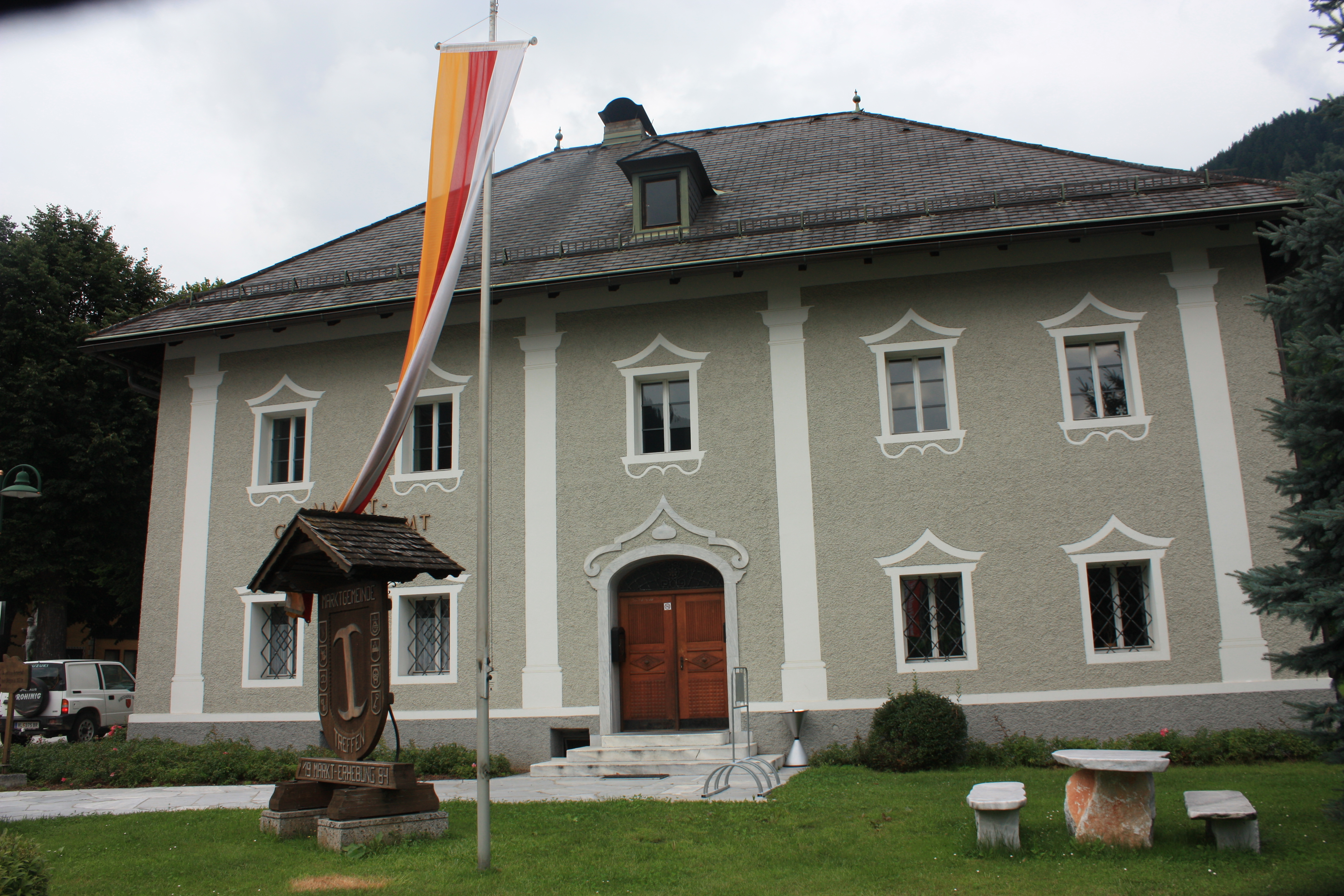Treffen am Ossiacher See Wikipedia