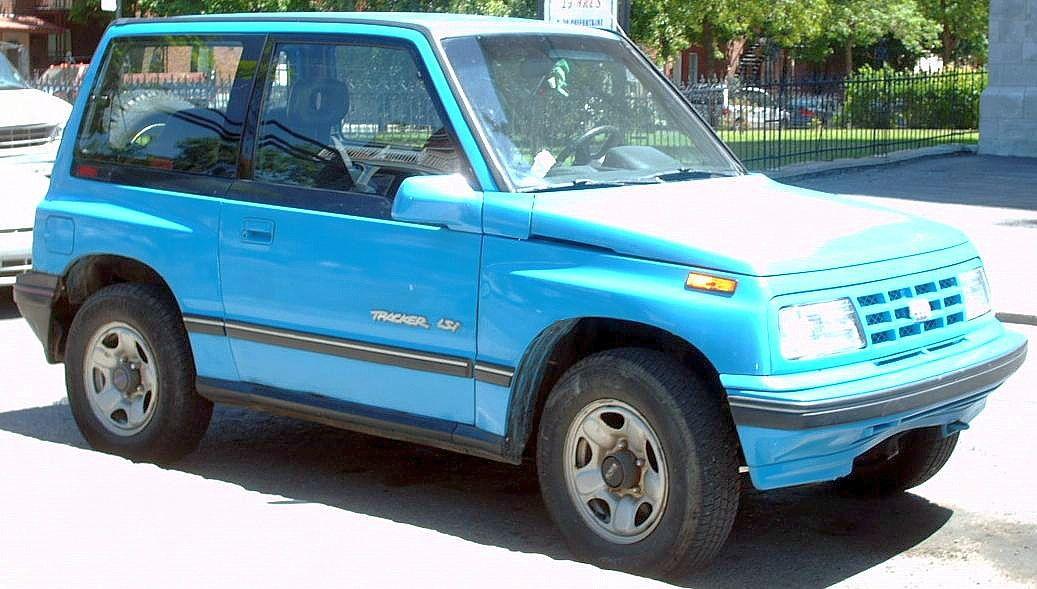 Geo Tracker Suzuki Sidekick