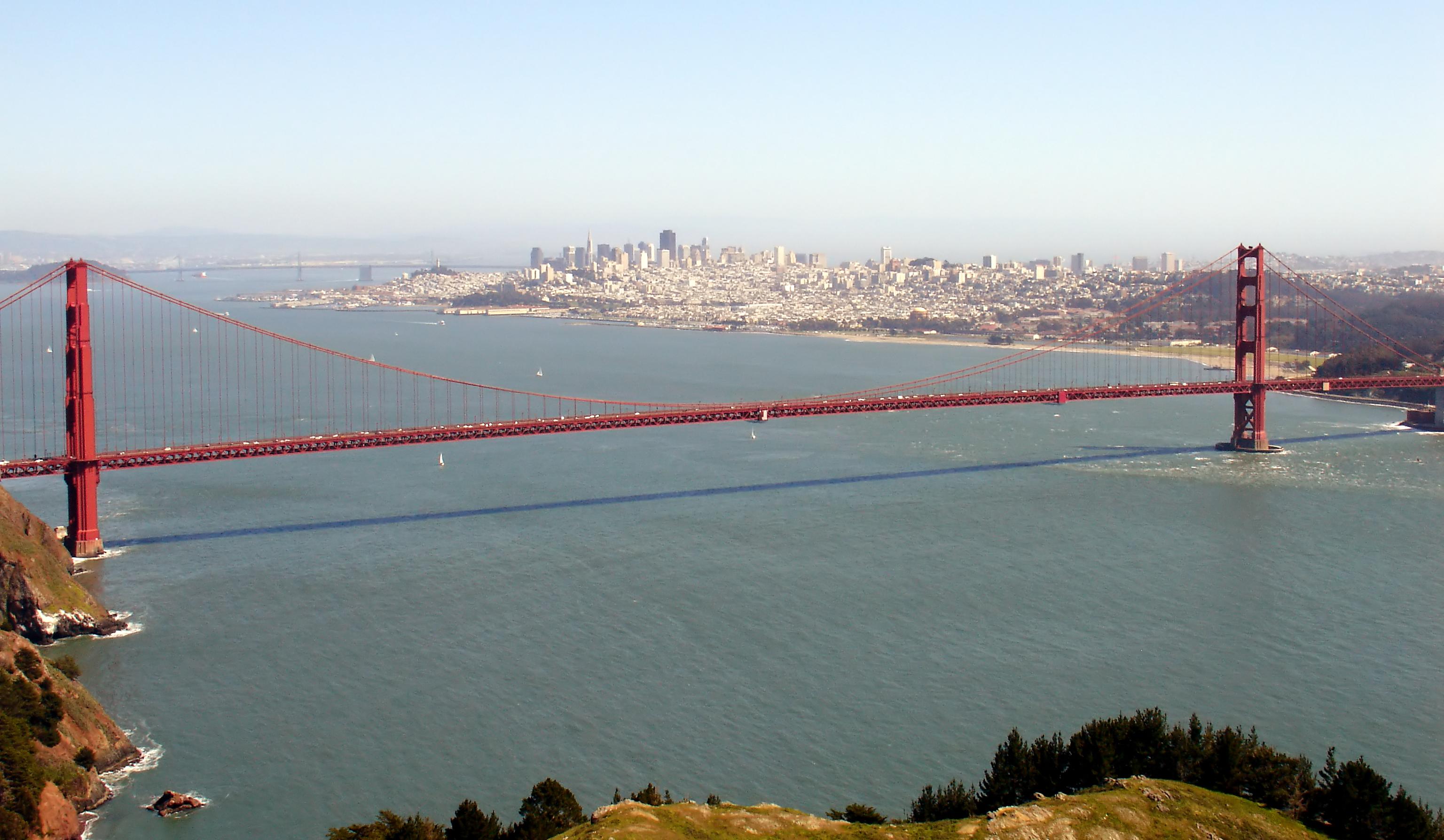 Golden Gate Bridge San Francisco Hot Girls Wallpaper