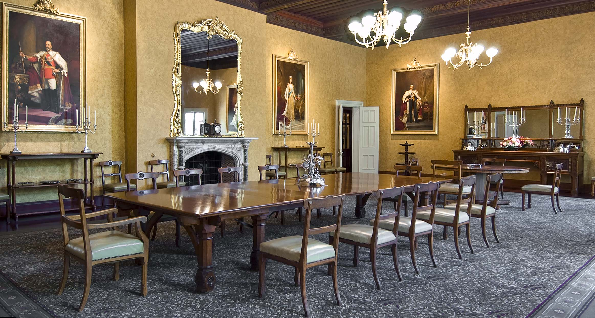 FileGovernment House Dining Room
