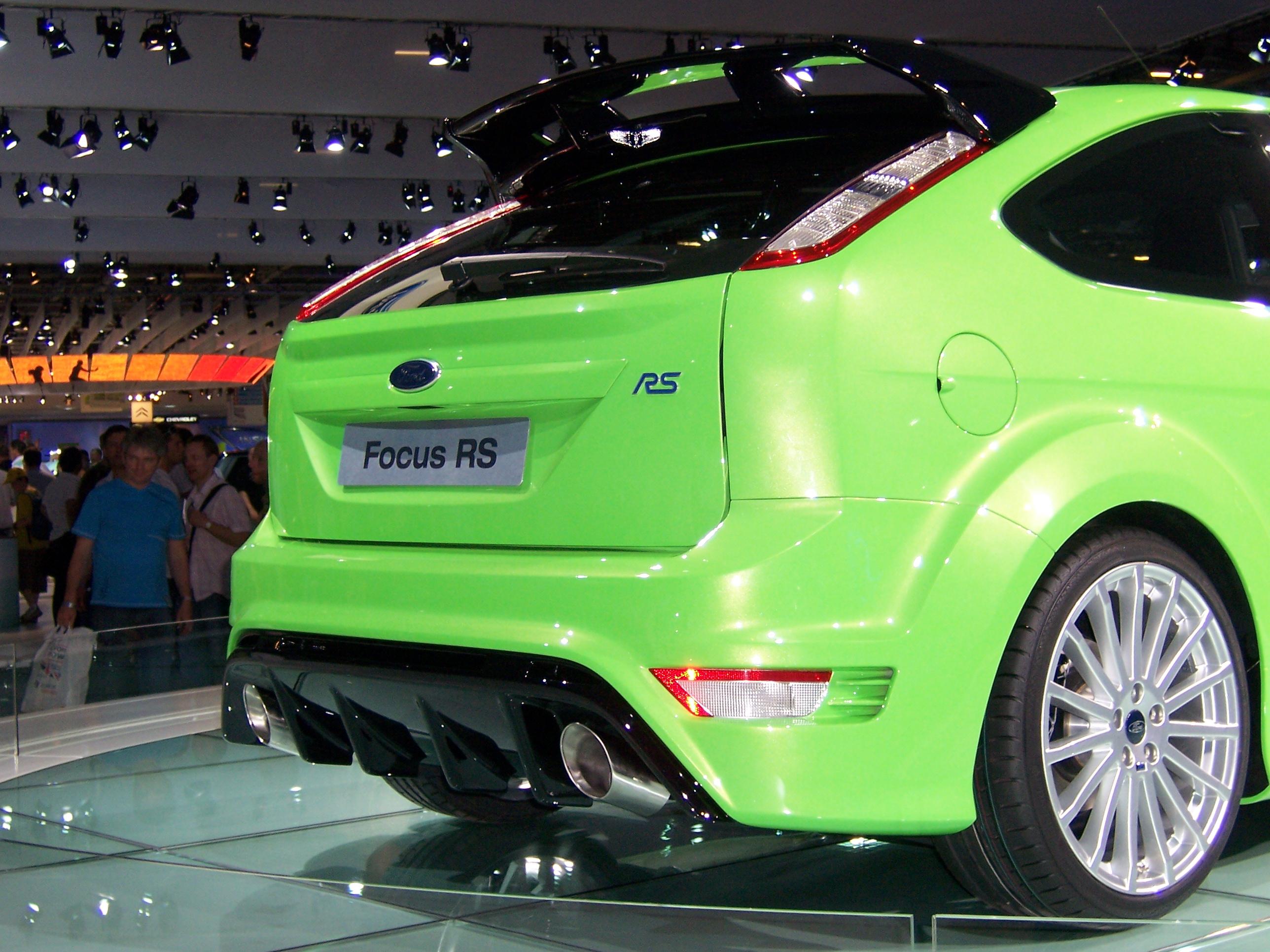 2018 Ford® Focus Sedan & Hatchback | High Performance ...