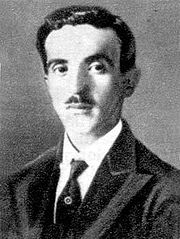 Haki Stërmilli, Albanian writer and politician.jpg