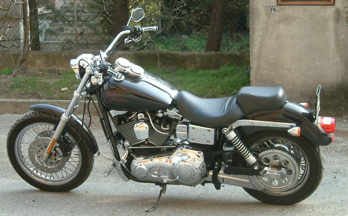 Harley Davidson Fxd Dyna Super Glide Specs