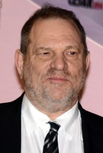 Der 69 Jahre alte 183 cm große Harvey Weinstein im 2021 Foto