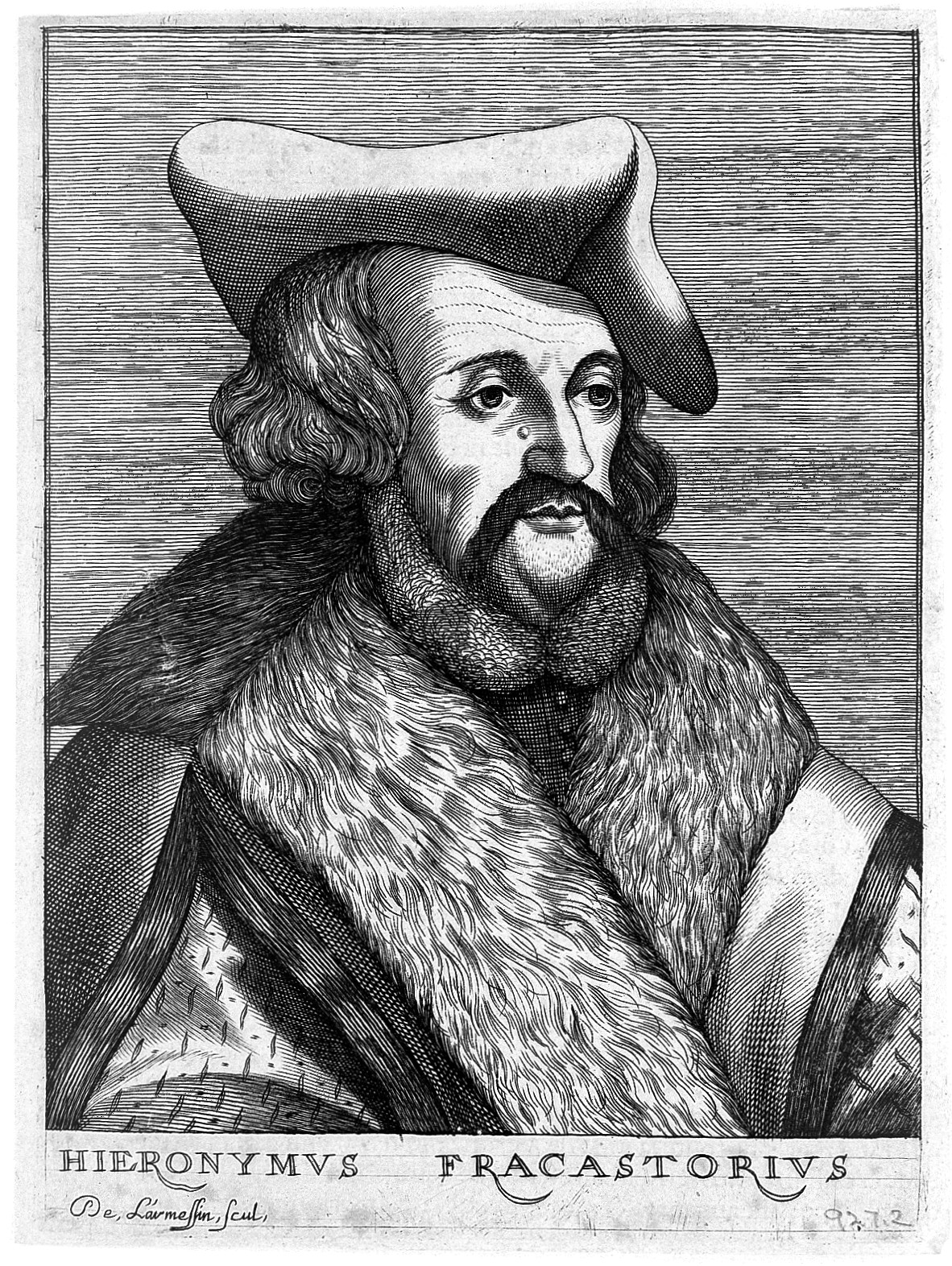 File:Hieronymus Fracastorius (Girolamo Fracastoro), a ...