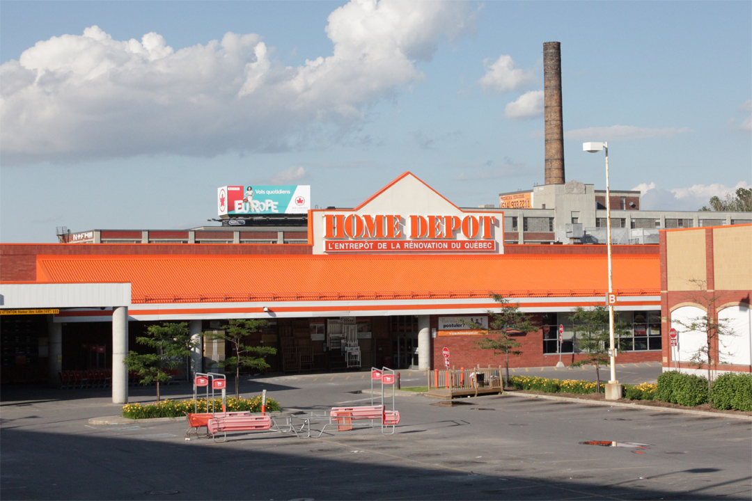 Home Depot In Red Deeer