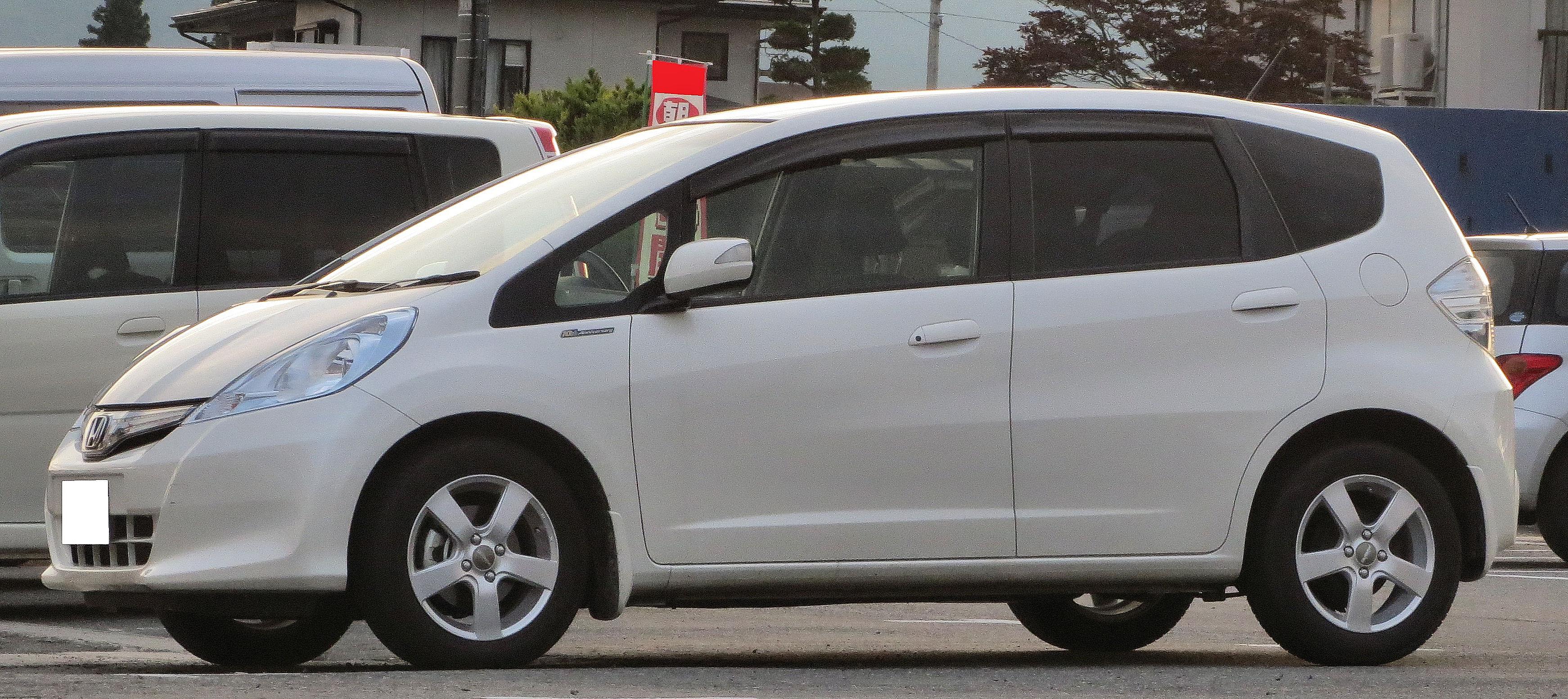 File Honda Fit Hybrid 10thanniversary Jpg Wikimedia Commons