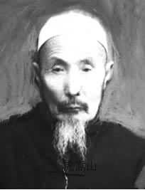 Chinese Nationalist Imam of the Yihewani sect