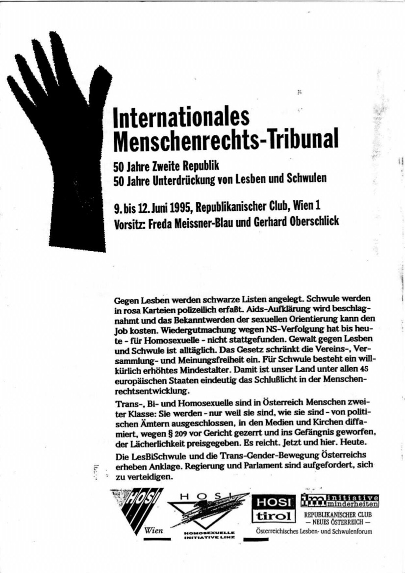 international human rights tribunal