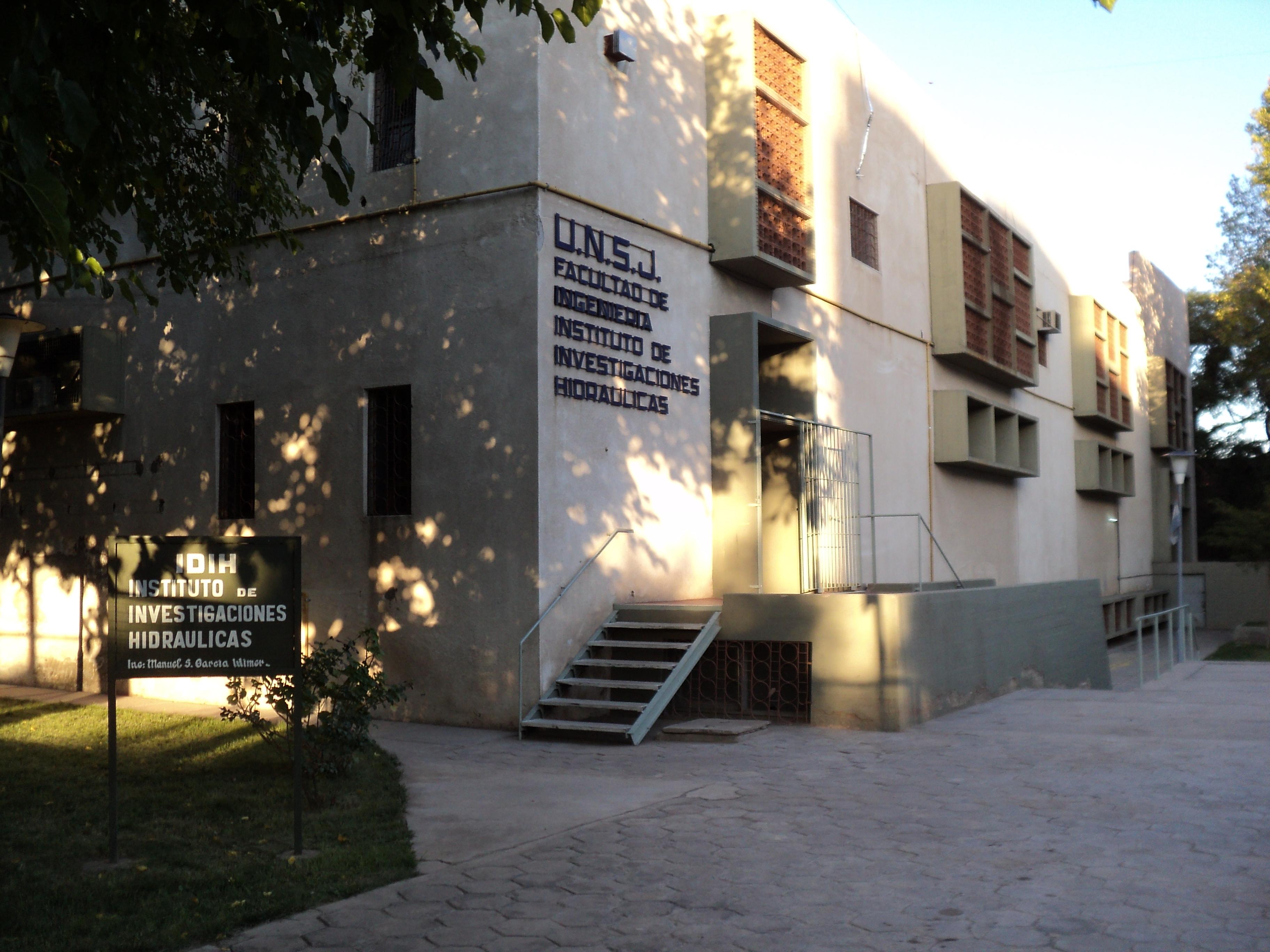 Facultad de Ingeniería (Universidad Nacional de San Juan)