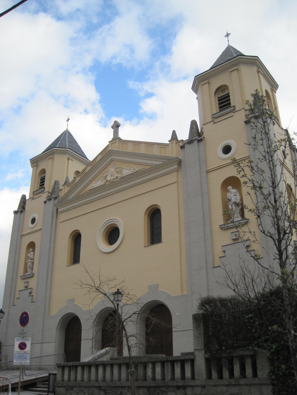 File:Iglesia de San Lorenzo de El Escorial.jpg - Wikimedia Commons