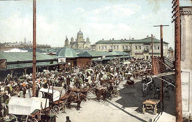 Irkutsk market, 19th century.jpg