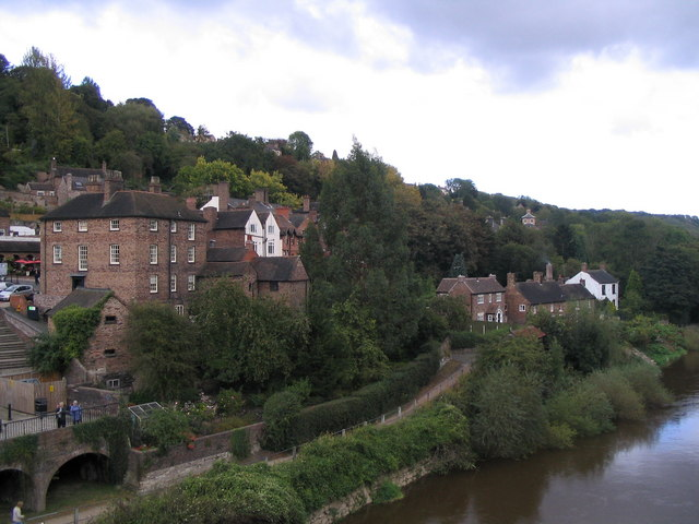 Ironbridge - geograph.org.uk - 571000