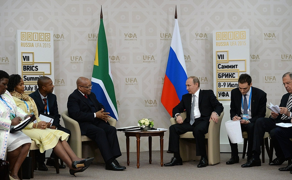 south african russia relationship with syria