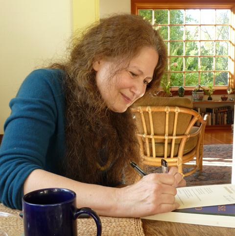 Jane Hirshfield (photo courtesy of WikiCommons)