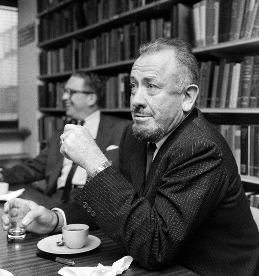 american progress in the work of john steinbeck Posts about john steinbeck written by roger white  just a lesser-known work by john steinbeck:  steinbeck and charley's progress through the west,.