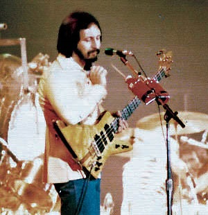 John Entwistle English musician, singer-songwriter and record producer, bassist for The Who