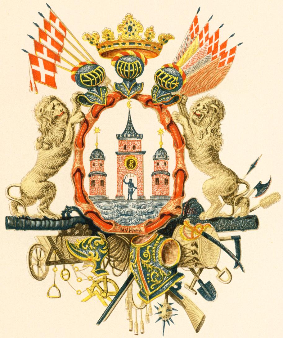 Københavns våbenskjold