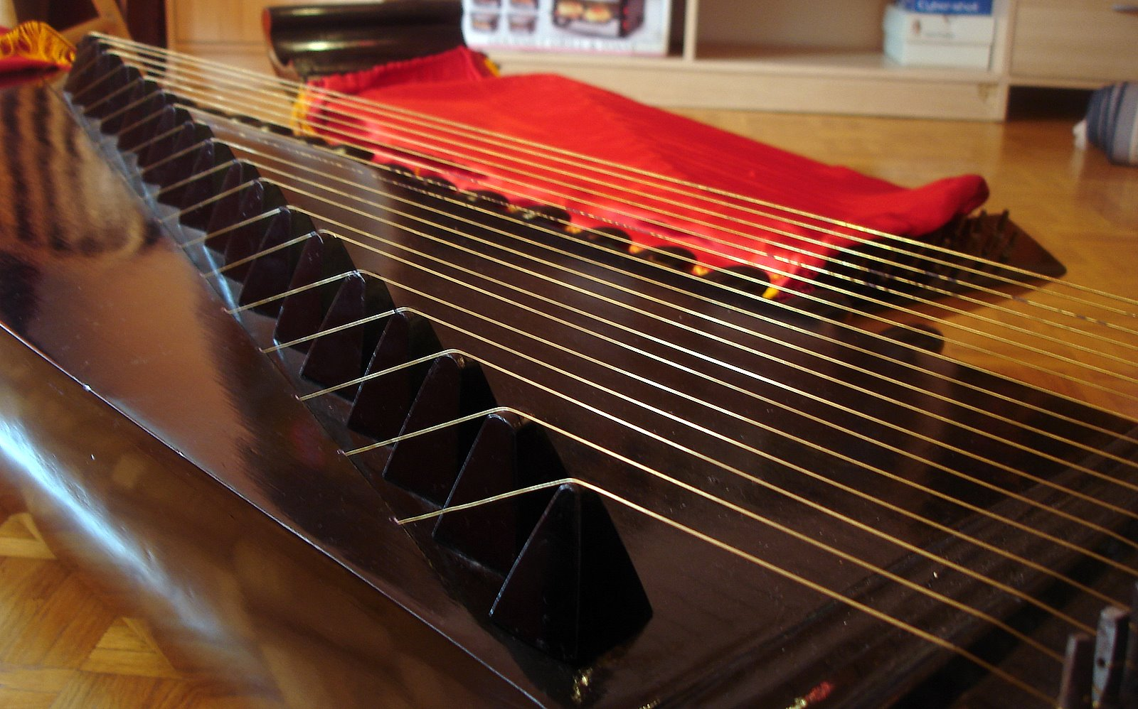 alat musik pengiring tari jaipong