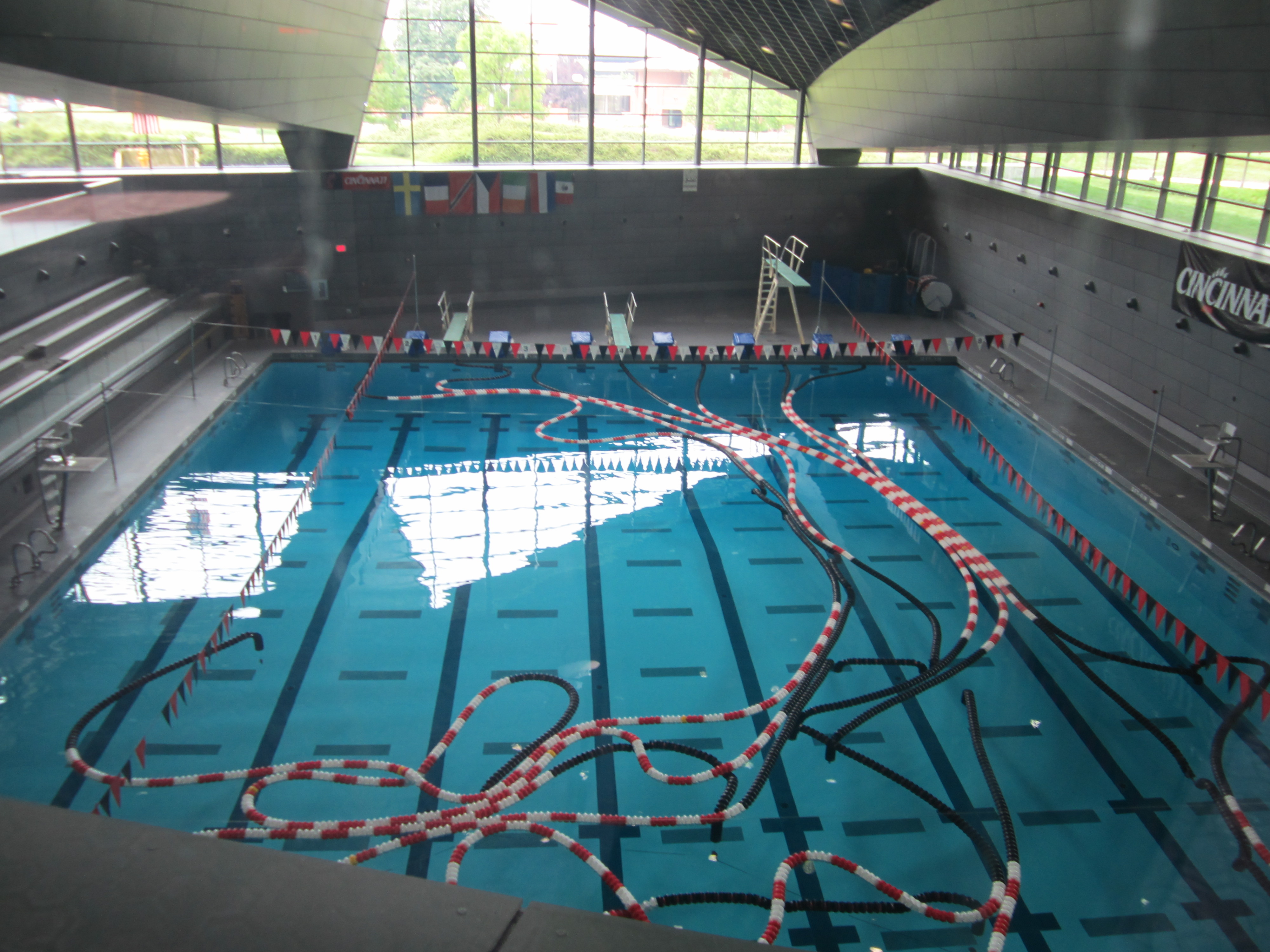 File keating aquatics wikimedia commons for University of cincinnati swimming pool