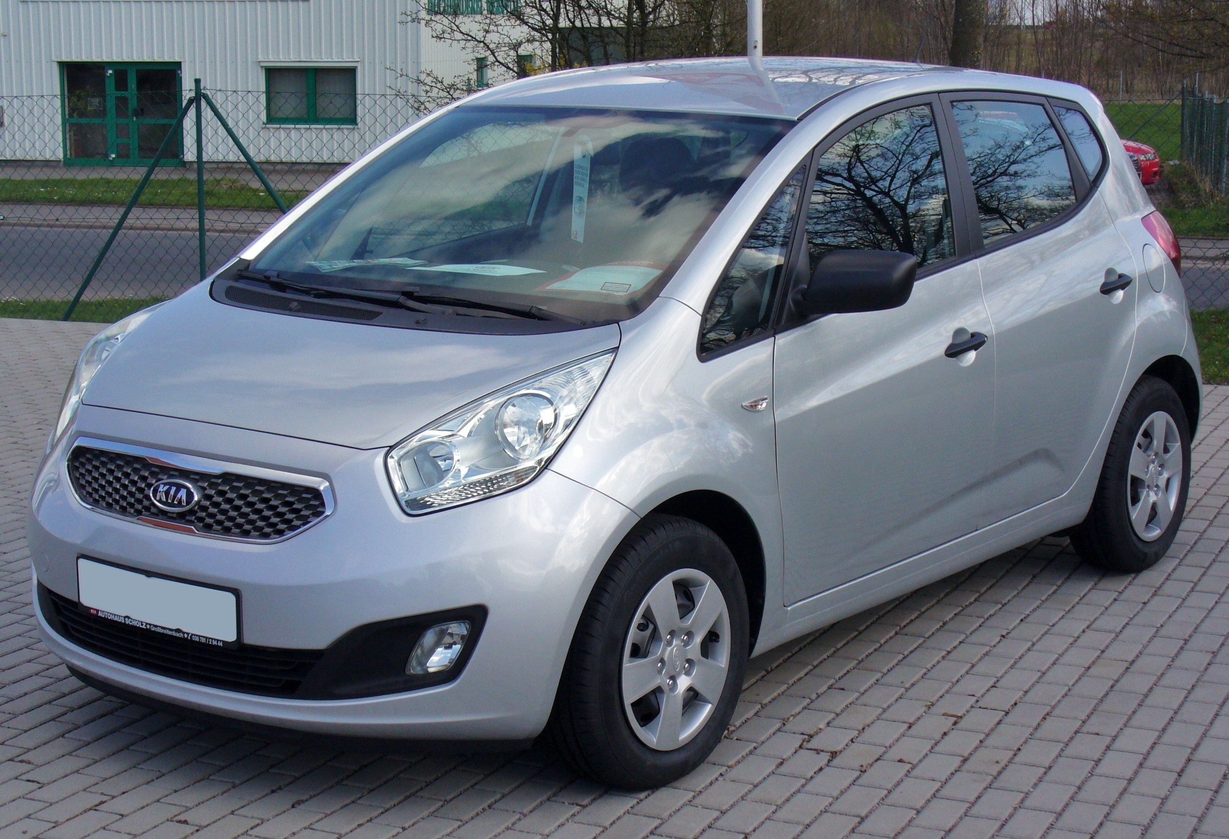 kia venga, photo #6