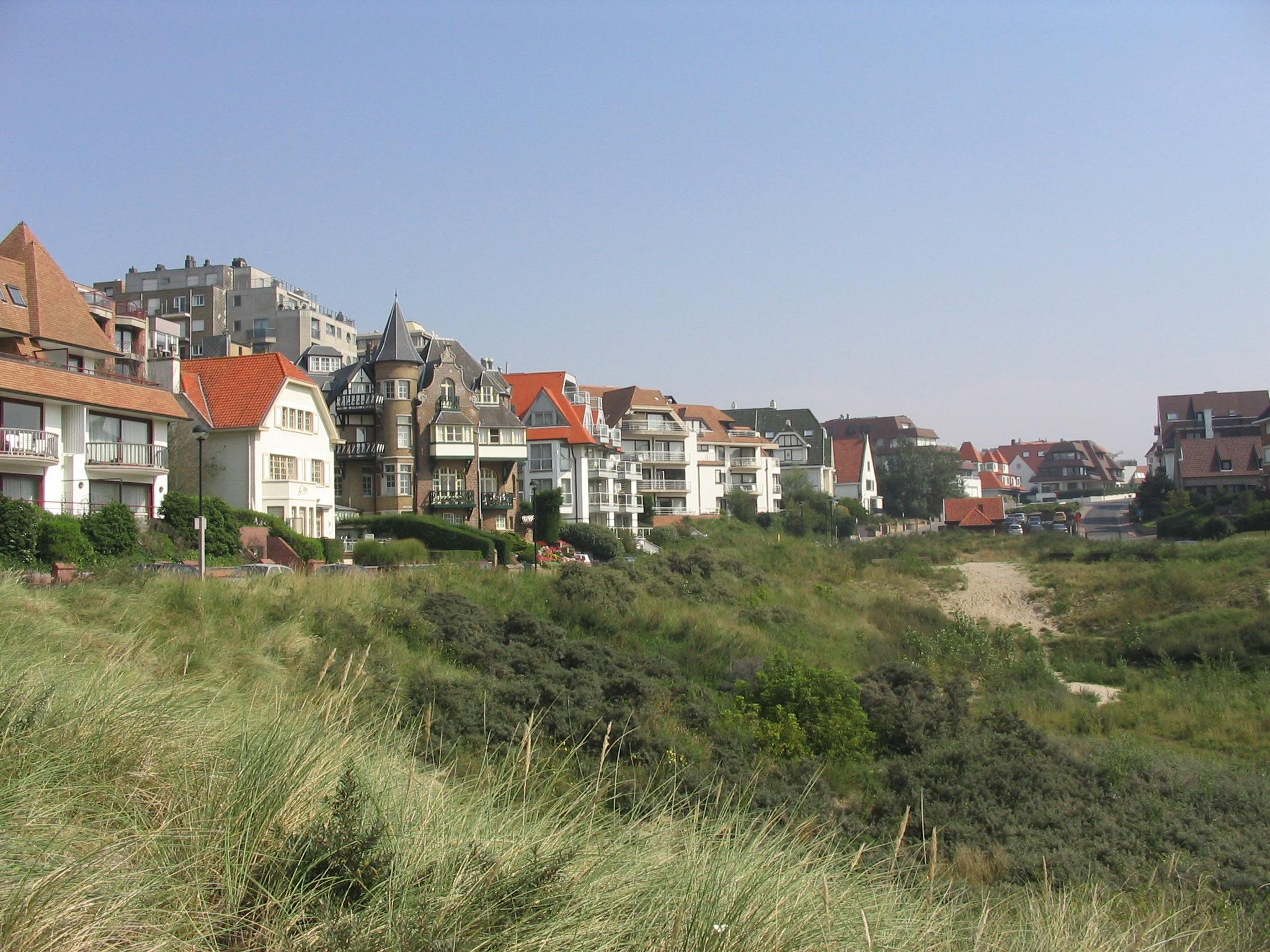 Goedkoop hotels boeken Knokke