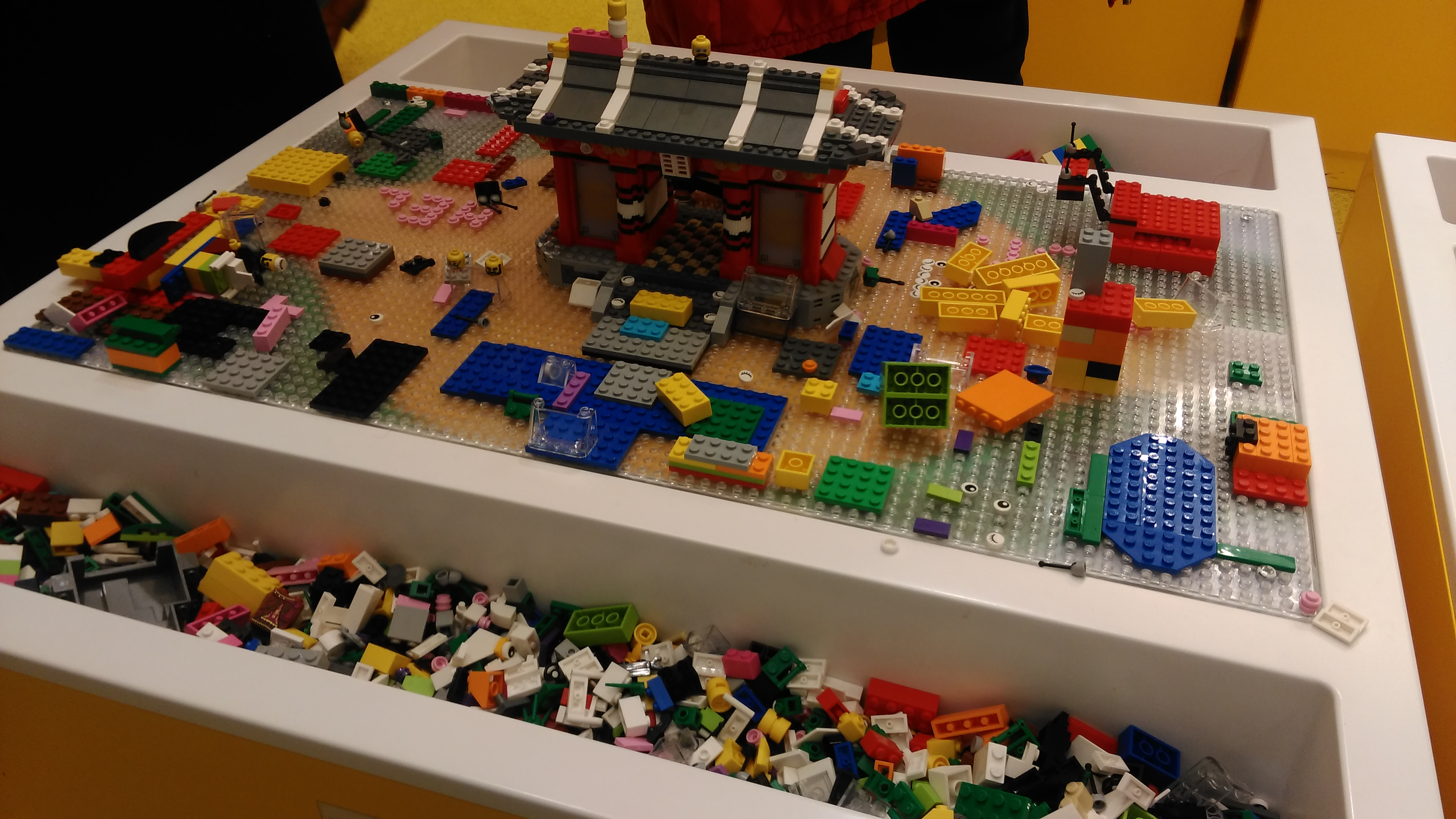File Lego Play Area In Lego Store Leicester Square