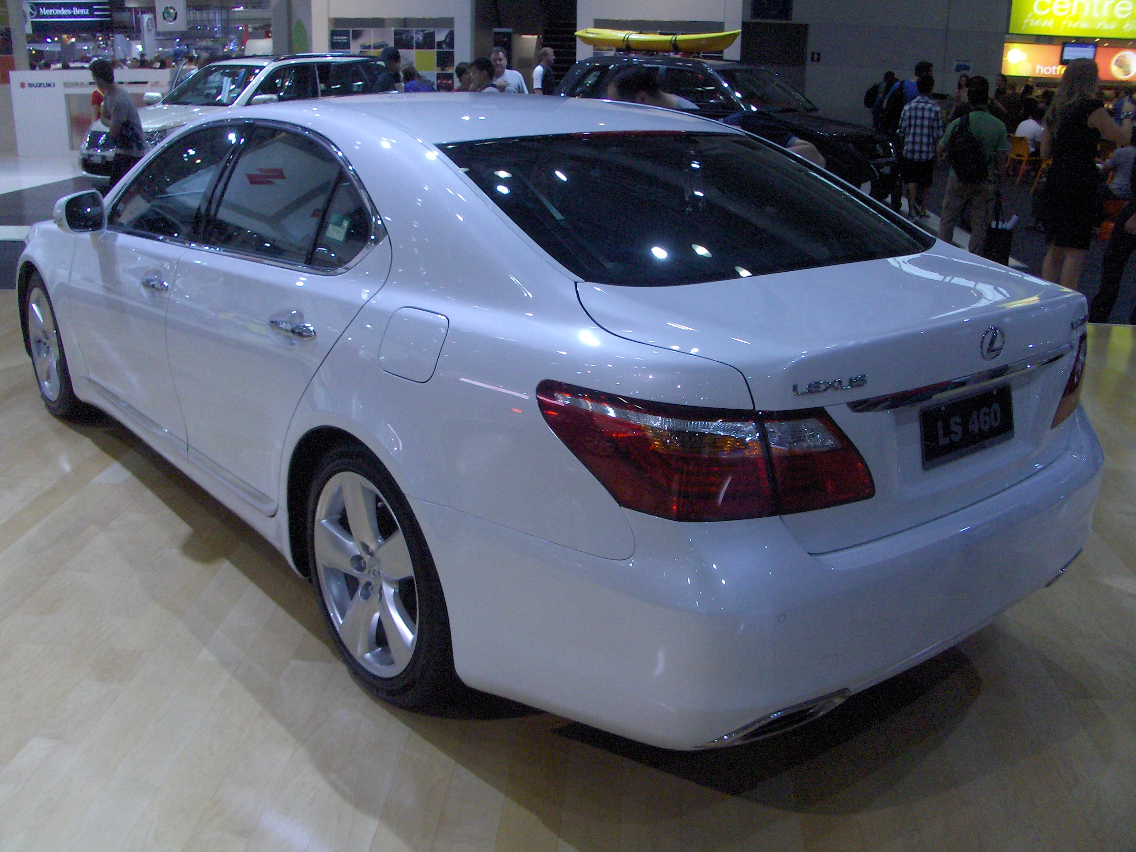 review vip ls lexus top auto salon speed by cars