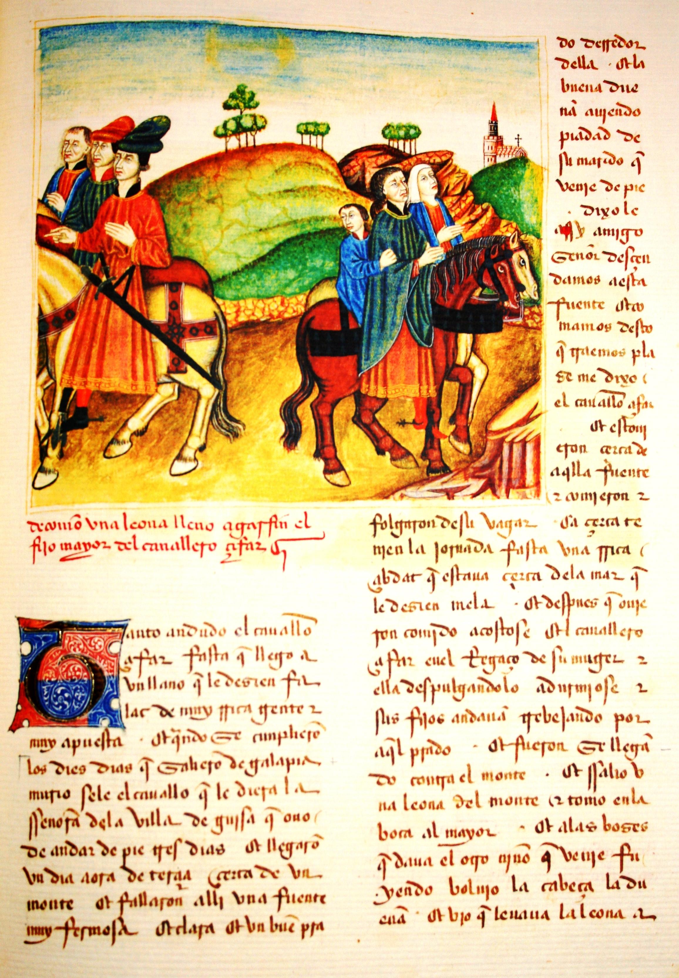 Literatura Medieval Española Wikipedia La Enciclopedia Libre