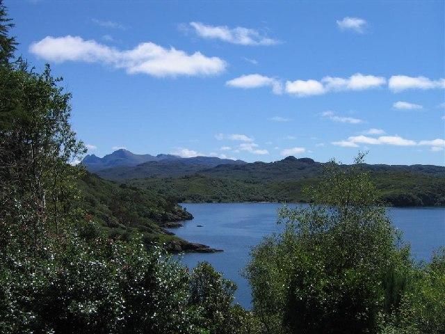 A World Unknown Loch_Gairloch