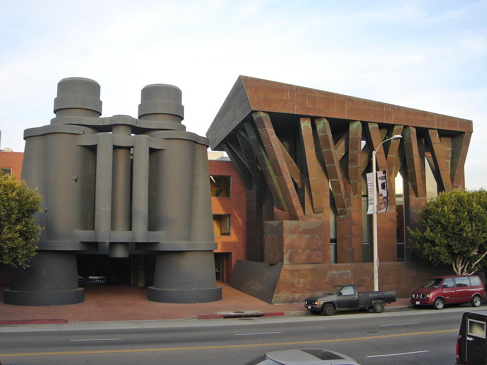Binoculars Building, Venice California