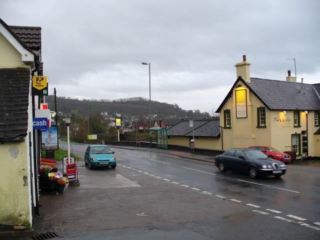 Main Street, Machen - geograph.org.uk - 307576