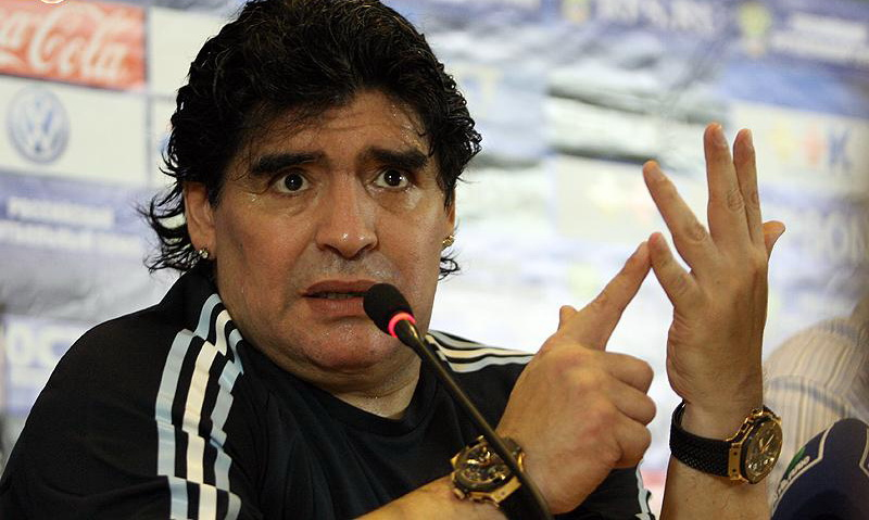 File:Maradona 2010.jpg - Wikimedia Commons